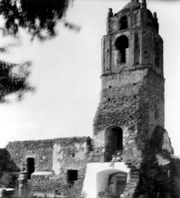 Iglesia de Mixquic