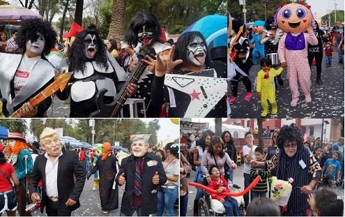 Xoxhimilco carnaval 1
